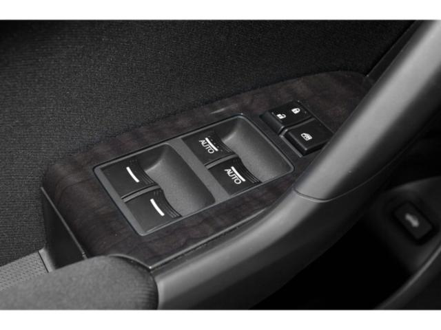 2013 Acura TSX Prices and Values Sedan 4D I4 driver's side interior controls