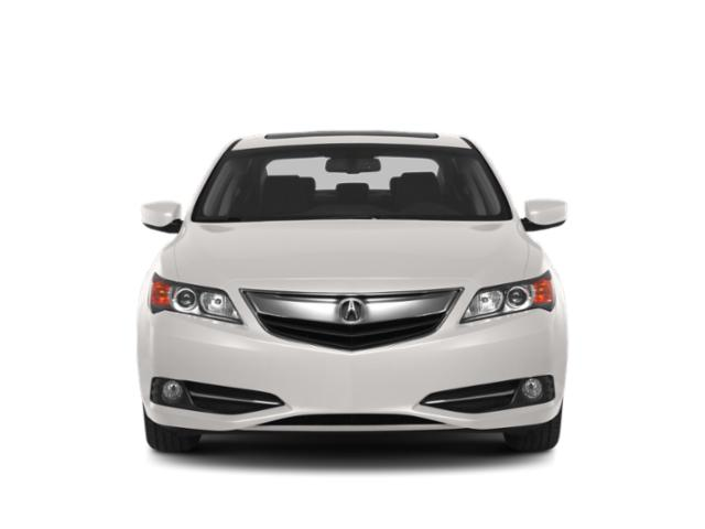 2013 Acura ILX Prices and Values Sedan 4D Hybrid front view