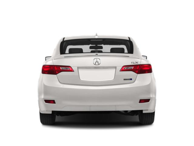 2013 Acura ILX Prices and Values Sedan 4D Hybrid rear view