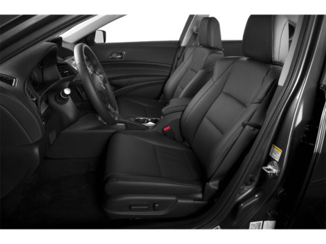2013 Acura ILX Prices and Values Sedan 4D Hybrid front seat interior