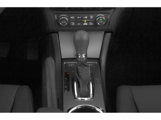 2013 Acura ILX Prices and Values Sedan 4D Hybrid center console
