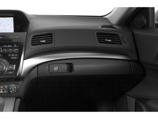 2013 Acura ILX Prices and Values Sedan 4D Hybrid passenger's dashboard