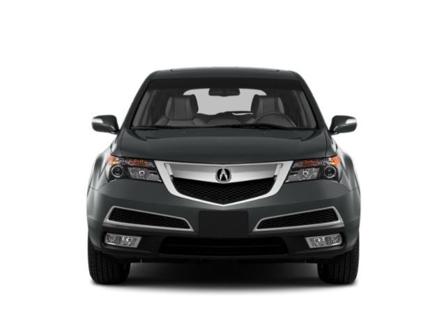2013 Acura MDX Prices and Values Utility 4D Advance AWD V6 front view