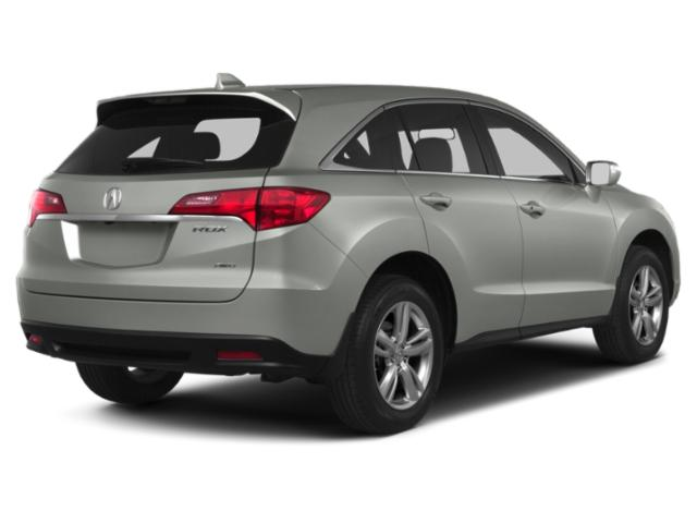 2013 Acura RDX Prices and Values Utility 4D Technology 4WD side rear view