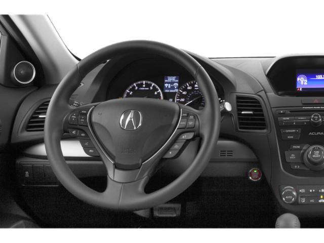 2013 Acura RDX Prices and Values Utility 4D Technology 4WD driver's dashboard