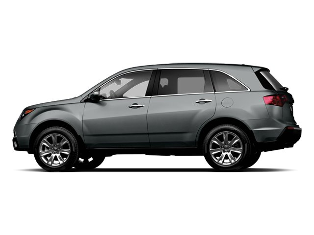 2013 Acura MDX Prices and Values Utility 4D Advance DVD AWD V6 side view