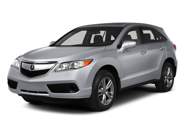 2013 Acura RDX Pictures RDX Utility 4D AWD photos side front view
