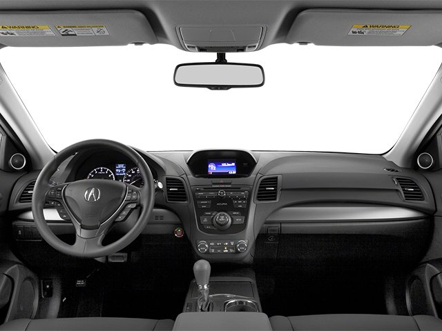 2013 Acura RDX Pictures RDX Utility 4D 2WD photos full dashboard