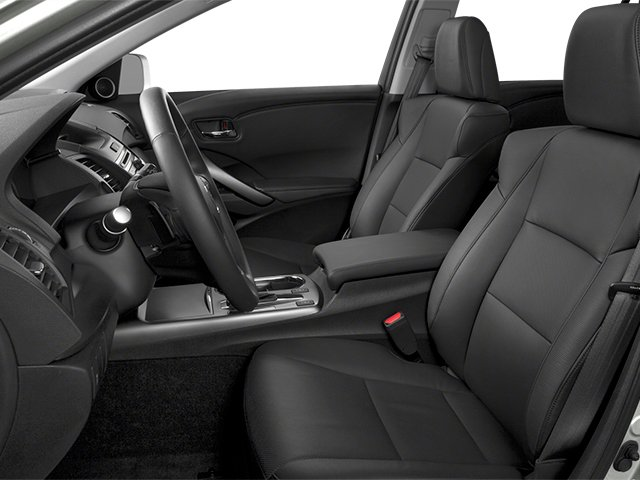 2013 Acura RDX Prices and Values Utility 4D 2WD front seat interior