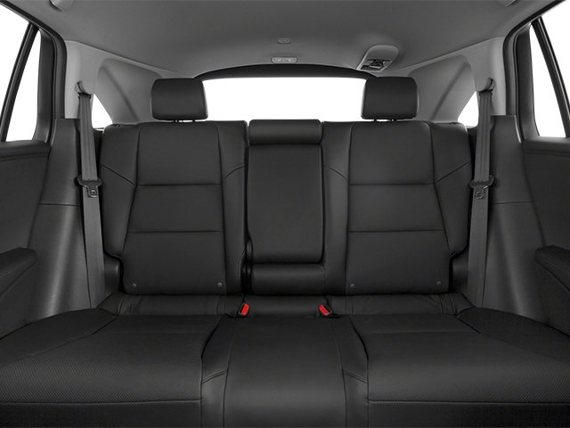 2013 Acura RDX Pictures RDX Utility 4D 2WD photos backseat interior