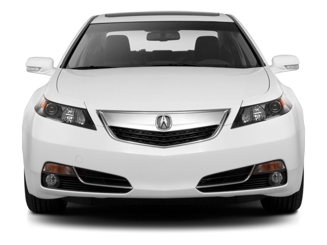 2013 Acura TL Pictures TL Sedan 4D Technology V6 photos front view