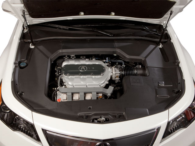 2013 Acura TL Pictures TL Sedan 4D Technology V6 photos engine