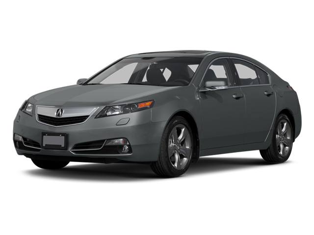 2013 Acura TL Pictures TL Sedan 4D Advance V6 photos side front view