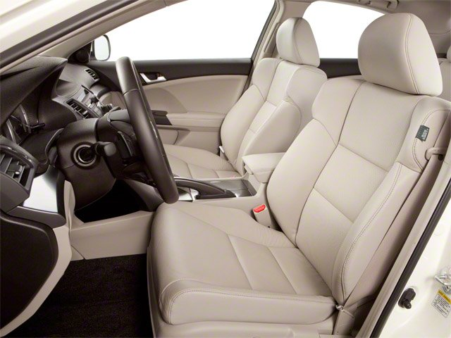 2013 Acura TSX Prices and Values Sedan 4D Technology I4 front seat interior