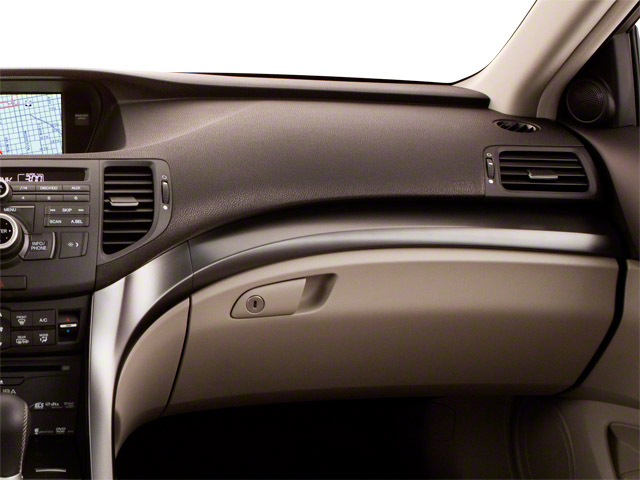 2013 Acura TSX Prices and Values Sedan 4D Technology I4 passenger's dashboard