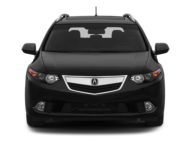 2013 Acura TSX Sport Wagon Prices and Values Wagon 4D Technology I4 front view