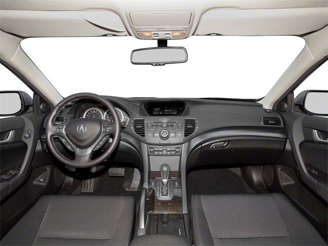2013 Acura TSX Prices and Values Sedan 4D Technology V6 full dashboard