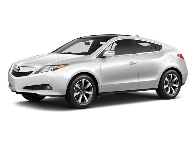 2013 Acura ZDX Prices and Values Utility 4D AWD V6
