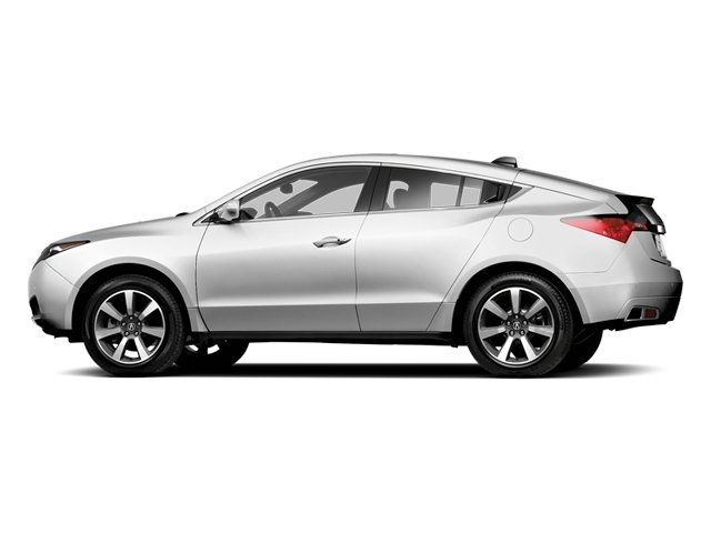 2013 Acura ZDX Prices and Values Utility 4D AWD V6 side view