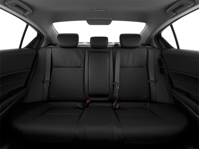 2013 Acura ILX Pictures ILX Sedan 4D photos backseat interior