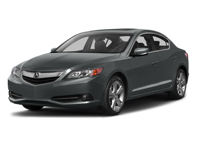 2013 Acura ILX Prices and Values Sedan 4D Technology side front view