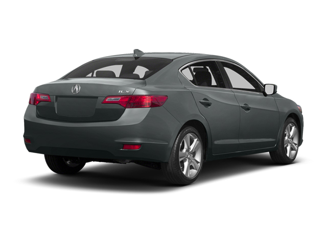 2013 Acura ILX Prices and Values Sedan 4D Technology side rear view
