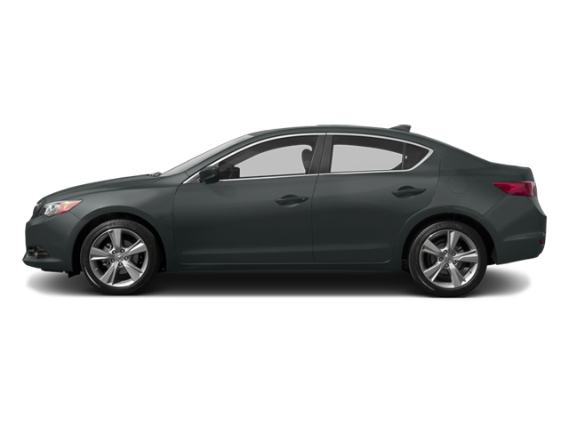 2013 Acura ILX Prices and Values Sedan 4D Technology side view