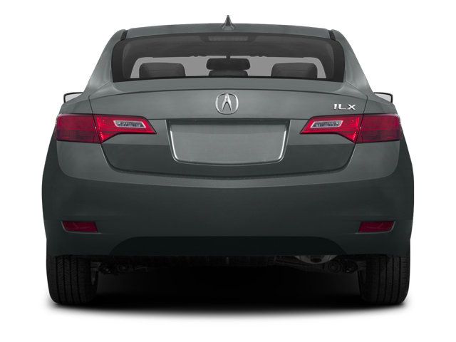 2013 Acura ILX Pictures ILX Sedan 4D Technology photos rear view
