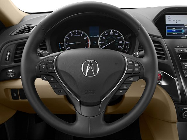 2013 Acura ILX Prices and Values Sedan 4D Technology driver's dashboard