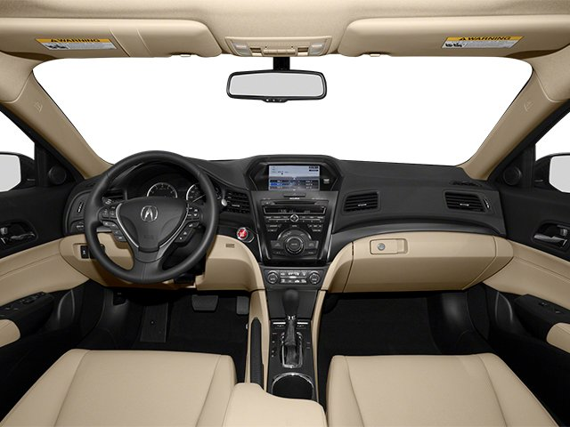 2013 Acura ILX Prices and Values Sedan 4D Technology full dashboard