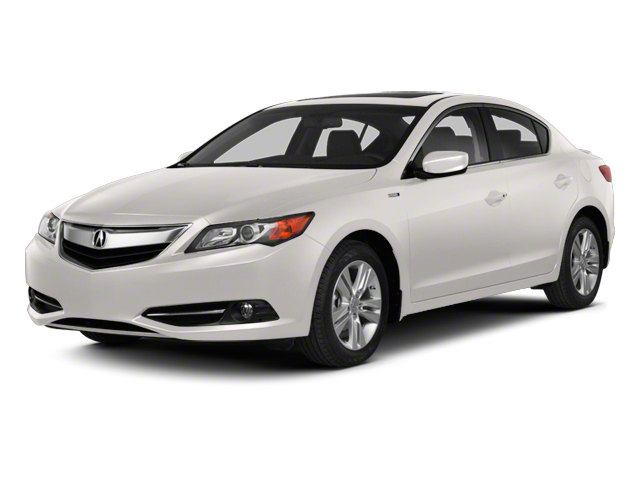 2013 Acura ILX Pictures ILX Sedan 4D Hybrid Technology photos side front view