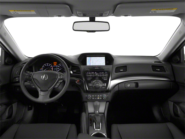 2013 Acura ILX Prices and Values Sedan 4D Hybrid Technology full dashboard