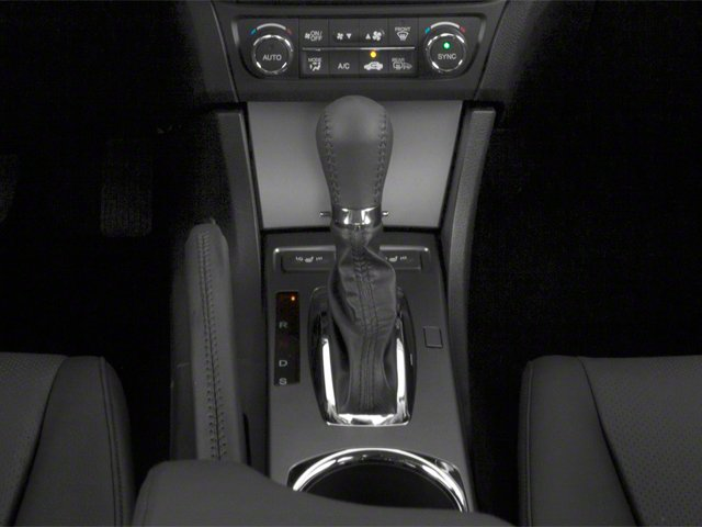 2013 Acura ILX Prices and Values Sedan 4D Hybrid Technology center console