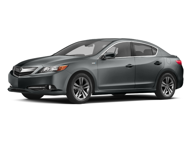 2013 Acura ILX Pictures ILX Sedan 4D Hybrid photos side front view