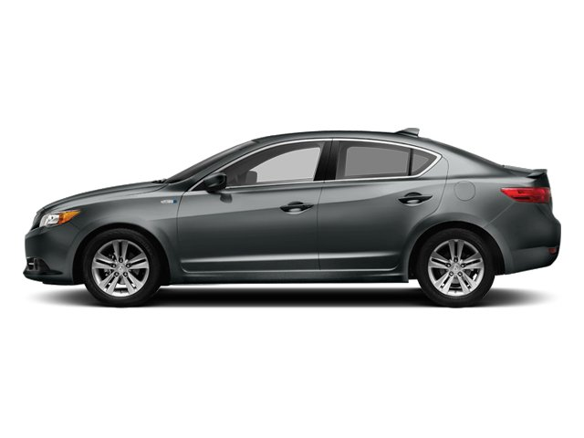 2013 Acura ILX Prices and Values Sedan 4D Hybrid side view