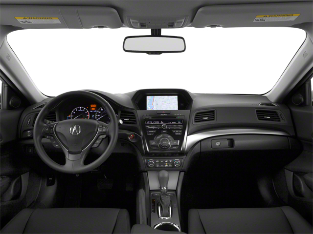 2013 Acura ILX Prices and Values Sedan 4D Hybrid full dashboard