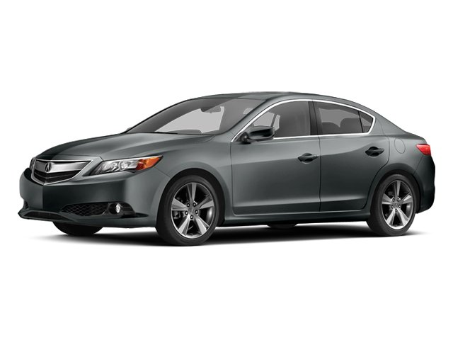 2013 Acura ILX Prices and Values Sedan 4D Premium Manual side front view