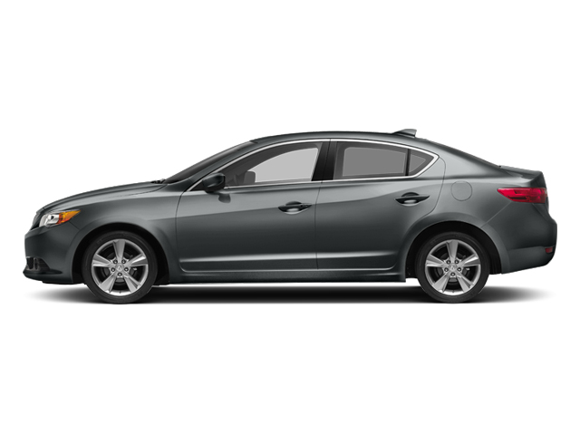 2013 Acura ILX Prices and Values Sedan 4D Premium Manual side view