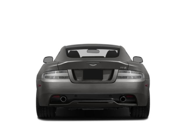 2013 Aston Martin DB9 Prices and Values 2 Door Convertible rear view