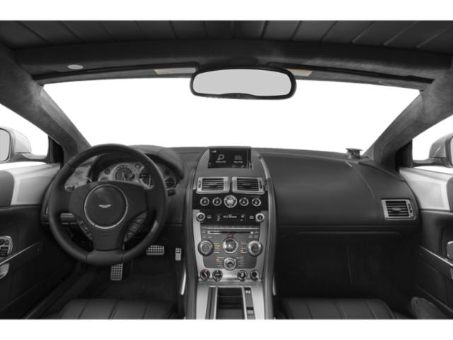 2013 Aston Martin DB9 Prices and Values 2 Door Convertible full dashboard