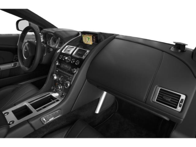 2013 Aston Martin DB9 Prices and Values 2 Door Convertible passenger's dashboard