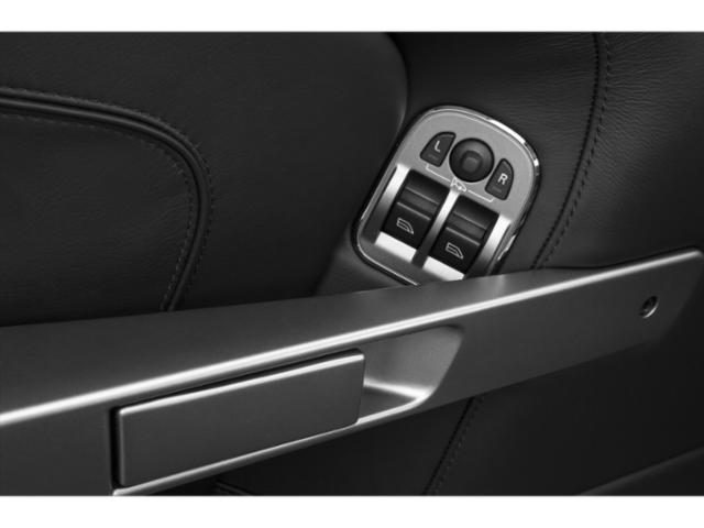 2013 Aston Martin DB9 Prices and Values 2 Door Convertible driver's side interior controls