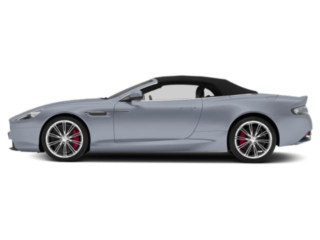 2013 Aston Martin DB9 Prices and Values 2 Door Convertible side view