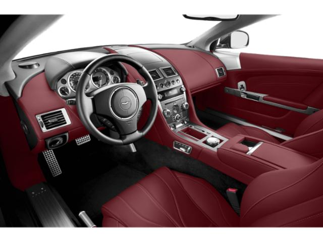 2013 Aston Martin DB9 Prices and Values 2 Door Convertible front seat interior