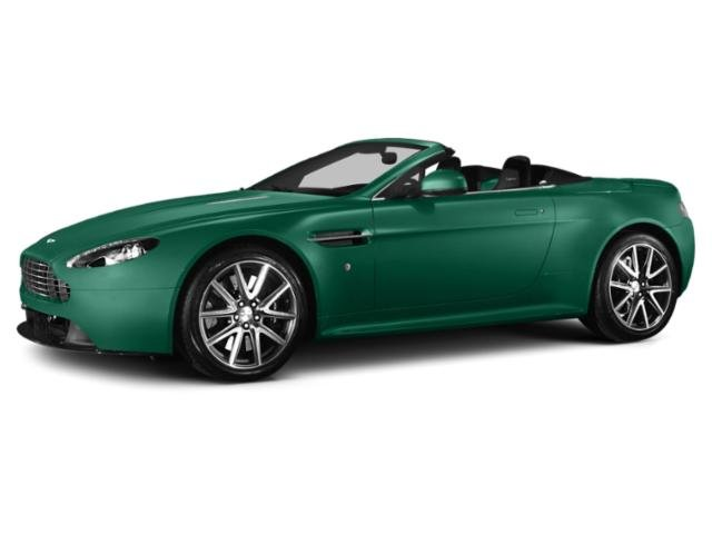 2013 Aston Martin V8 Vantage Prices and Values 2 Door Roadster