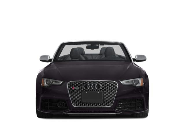 2013 Audi RS 5 Prices and Values Conv 2D RS5 AWD V8 front view