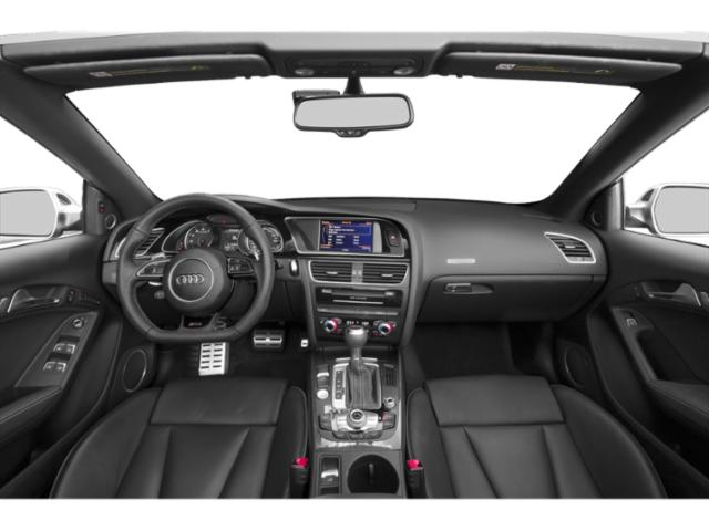 2013 Audi RS 5 Prices and Values Conv 2D RS5 AWD V8 full dashboard