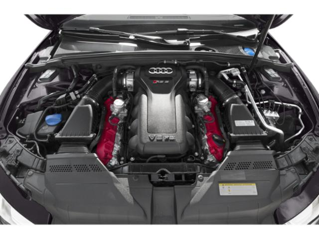 2013 Audi RS 5 Prices and Values Conv 2D RS5 AWD V8 engine