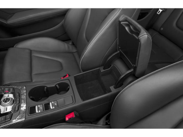 2013 Audi RS 5 Prices and Values Conv 2D RS5 AWD V8 center storage console