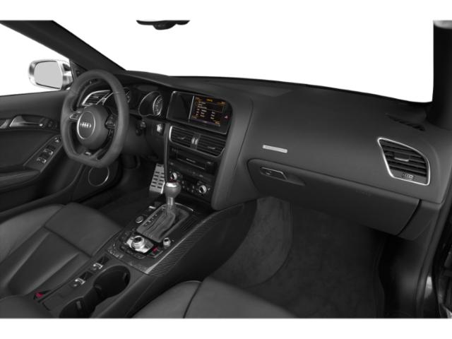 2013 Audi RS 5 Prices and Values Conv 2D RS5 AWD V8 passenger's dashboard
